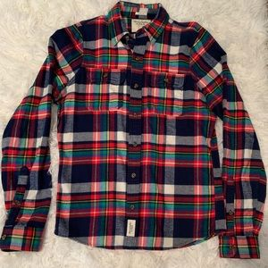 Abercrombie & Fitch Men's Flannel ⚜️